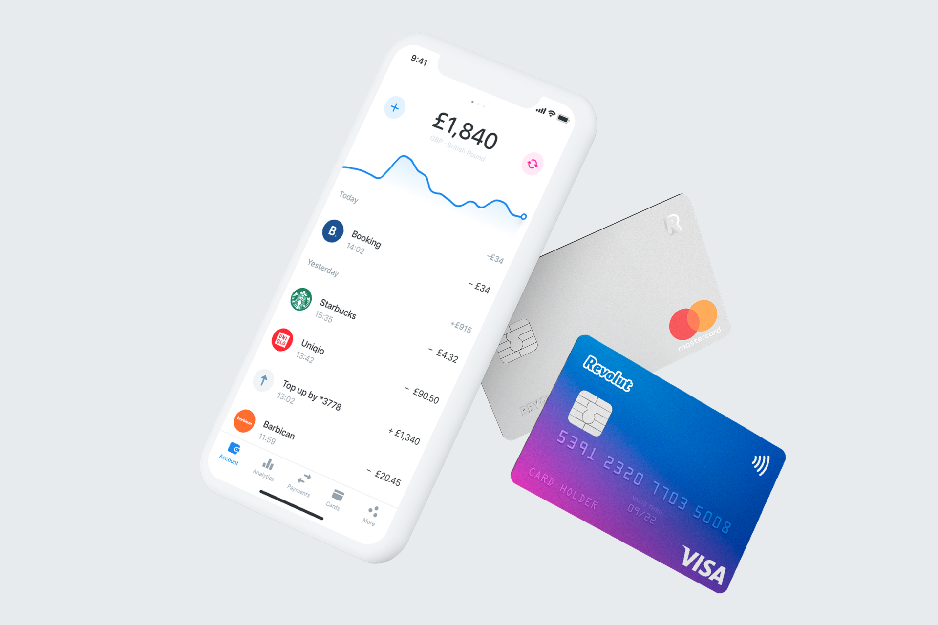 Revolut scores European banking licence - blockchart